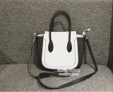 Klassischer lächelnder Gesichts-Handtaschen-Sommer PU-Bann-Farben-Schulter-Beutel-Masse-Kauf von China Sy8129