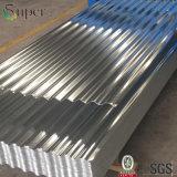 亜鉛鋼鉄屋根ふきシートは/鋼板の価格を波形を付けた