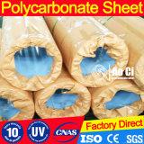 100% Prime Sabic Lexan / Bayer Makrolon Polycarbonate 10 anos Garantia PC Solid Sheet