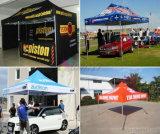 Ökonomisches haltbares faltendes Ausstellung-Förderung-Kabinendach-Zelt mit farbenreichem Drucken