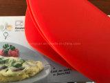 Molde de fogão de omelete de silicone usado com microondas