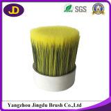 Gelber gemischter weißer fester sich verjüngender synthetischer Heizfaden