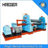 Placa W12 Aço Roll Machine CNC rolo / máquina de rolamento hidráulica