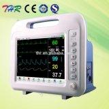 Precio de diagnóstico portable de la máquina del monitor del multiparámetro de Thr-Pm800b F8s