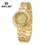 Juwelen van het Roestvrij staal van de Legering van de Manier van het Horloge van Belbi zogen de Elegante Sub-Surface het Horloge van het Kwarts van de Reeks van de Ster