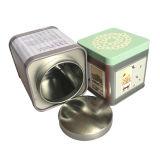 気密のふたのCany缶は錫ボックス製造をカスタム設計する