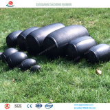 Qualité améliorant les fiches en caoutchouc de pipe avec de la pression plus élevée