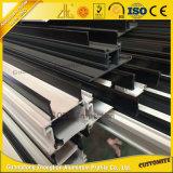 Profesional personalizada de aluminio para ventana corrediza Puerta corredera de aluminio