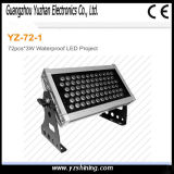 Lâmpadas e lanternas LED 48PCS * 3W RGBW LED e lanternas