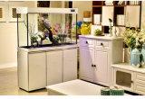 Ventas al por mayor de acrílico grandes del tanque de pescados de los acuarios