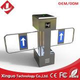 二重振動ゲートのオープナ、RFIDのアクセス制御振動回転木戸の自動振動ゲートのオープナ
