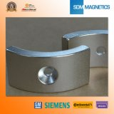 14 ans d'expérience ISO/Ts16949 ont délivré un certificat l'aimant radialement magnétisé