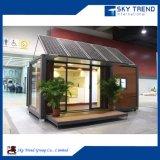 20 piedi della struttura d'acciaio dell'acciaio chiaro di lusso di casa prefabbricata d'inquadramento del contenitore