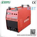 Machine de soudure de l'industrie 380V/3pH IGBT MMA de Sanyu (ARC-400 IGBT)