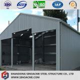 低価格の電流を通された鋼鉄構造構築の建物か倉庫