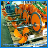 Hélice de fundição de areia de ferro Ductile