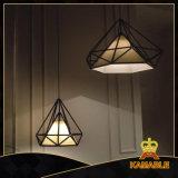 Modernes Hotel-dekorative hängende hängende Lampe (KA8043-1S)
