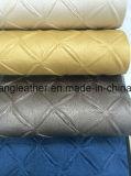 Cuoio del PVC impresso alta qualità 2017 per decorativo domestico