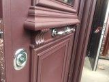 2017の新しいデザインアルミニウム機密保護のドア