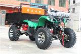 4雪タイヤ10/12inchが付いているヘッドランプの農場ATV