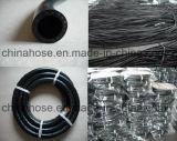 Волоконно-Плетеный резиновый шланг Мазут поставки для промышленности