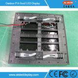 옥외 P16 조정 발광 다이오드 표시 모듈 정면 서비스