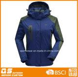 남자의 스포츠 스키 형식 재킷