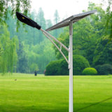 Garantia 3 Anos Solar Street Lights with Wind Turbine
