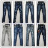 Тонкие джинсыы в тяжелом мытье (121-G301)
