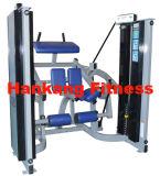 Força do martelo, equipamento da ginástica, máquina da aptidão, onda de pé ISO-Lateral do ajoelhamento (MTS-8011)