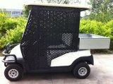 Электрическая тележка гольфа шарика приемистости 2 Seaters