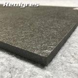 Tuiles de porcelaine de corps de couleur noire pure de la surface 300*600 approximative pleines pour la salle de bains