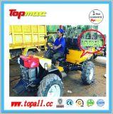 Carico di bassa potenza meccanico di serie di Topall piccolo mini che capovolge il trasportatore della rotella del giardino dello scaricatore con l'elevatore