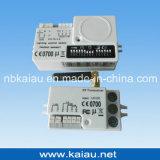 Sensor de microonda principal y auxiliar