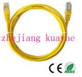 8 Número de conductores y tipo Cat 6 CAT6 UTP CCAM RJ45 / Cable de ordenador / Cable de datos / Cable de comunicación / Cable de audio / Conector
