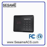 Seul contrôleur d'accès de modèle d'écran tactile de stand imperméable à l'eau extérieur de clavier numérique (V2000-G)