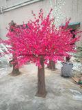 2 contadores de la sede artificial de árbol de la flor