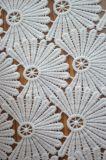 ポリエステル優雅な刺繍が付いている物質的なレースファブリック