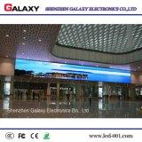 Pantalla de vídeo LED de alta definición P2 fija para publicidad, reunión