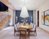 Gemaakt in Keukenkast van het Vernisje van China de Moderne Houten voor Huis