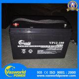 Prix de l'AGA au plomb 12 V batterie batterie VRLA de 100Ah