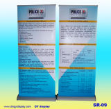 Single Side Facile Graphic Change Rollup Stand (SR-09)
