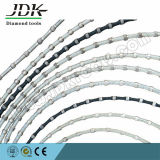 El alambre de Muliti- del diamante del JDK vio para el corte de la losa del granito