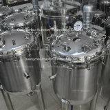 ステンレス鋼の縦の液体の貯蔵タンク