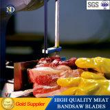 Лезвие ленточнопильного станка мяса для мяса увидело машину в высоком качестве