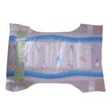 Fraldas para bebés aerada de alta qualidade com guardas de Vazamento da China