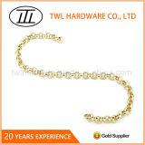 La chaîne chaude d'accessoires en métal de fer pour la clé met en sac la coutume bon marché