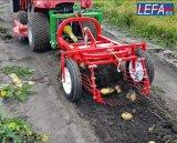 Één Aardappelrooier van de Maaimachine van het Knoflook van de Rij met Ce