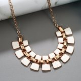 Halsband van de Juwelen van de Manier van Colar Boho van de nauwsluitende halsketting de Maxi voor Vrouwen