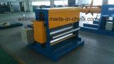 Gekleurde het In reliëf maken van Highquality&Speed Metaal Machine voor het Blad van het Roestvrij staal